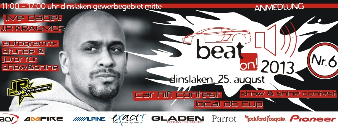 beat-on! 2013 - VOLLALARM